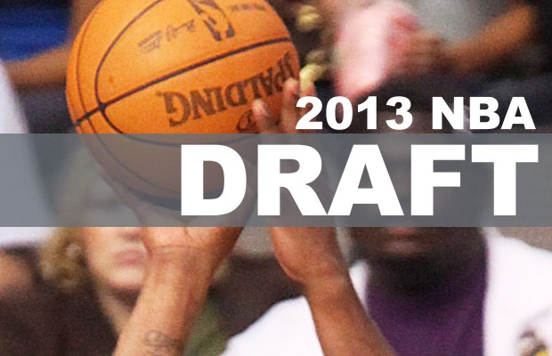 It's time for the 2013 NBA Draft