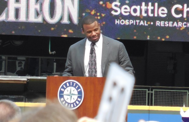Videos: Ken Griffey Jr. Hall of Fame Luncheon