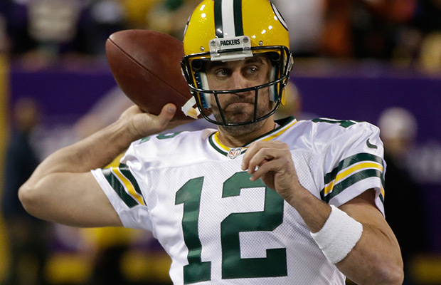 Packers to start Rodgers Sunday