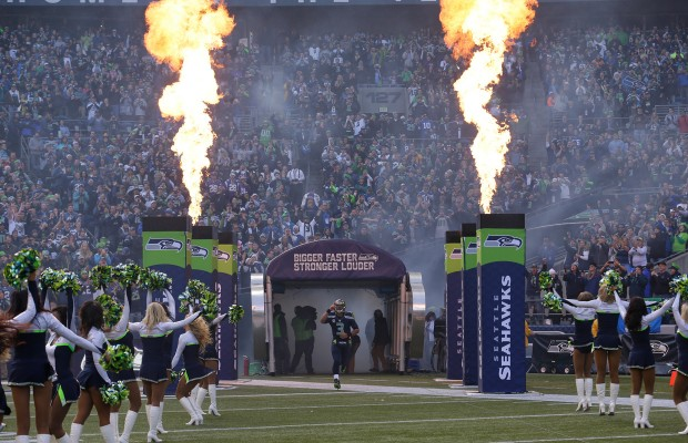 Preview: Seattle Seahawks vs. St. Louis Rams