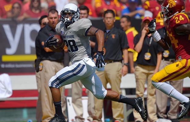NIU falls to Utah State in Pointsettia Bowl
