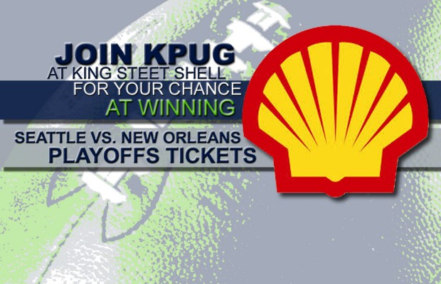 You could win Seattle vs. New Orleans playoff tickets
