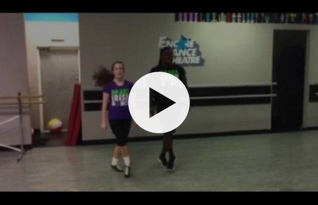 Alex Collins Irish Dance